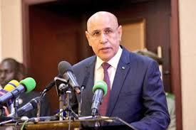 السيد محمد ولد الشيخ الغزواني   /  رئيس الجمهورية الإسلامية الموريتانية