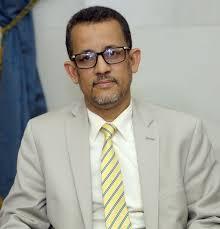 يحي ولد عبد الدائم / وزير الصيد والإقتصاد البحري الموريتاني
