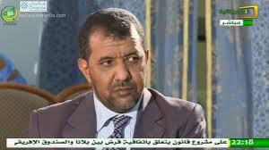 السيد محمد محمود ولد ابو المعالي / المدير العام لقناة الموريتانية