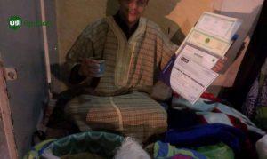 المهندس الشاب الشيخ مامين ولد سيد عالي