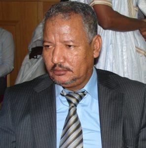 محمد الشيخ ولد سيد محمد /أستاذ وكاتب صحفي.