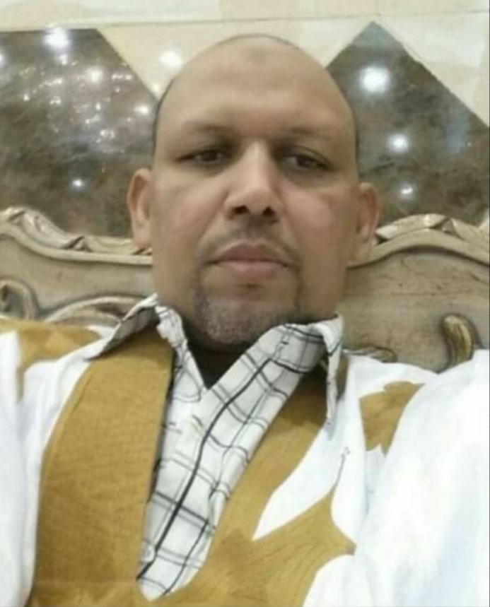 المرحوم محمد ولد المختار التنواجيوي الشنقيطي رحمه الله تعالى