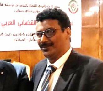فضيلة القاضي الخليل ولد بومن / نائب وكيل الجمهورية بالجنوبية