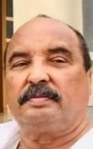 """أحدث صورة للرئيس السابق """" عزيز """" بعد إطلاق سراحه قبل ايام"""