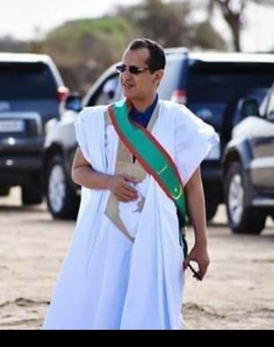 السيد محمد ولد عبد الله السالم ولد أحمدوا / الامين العام لوزارة الثقافة