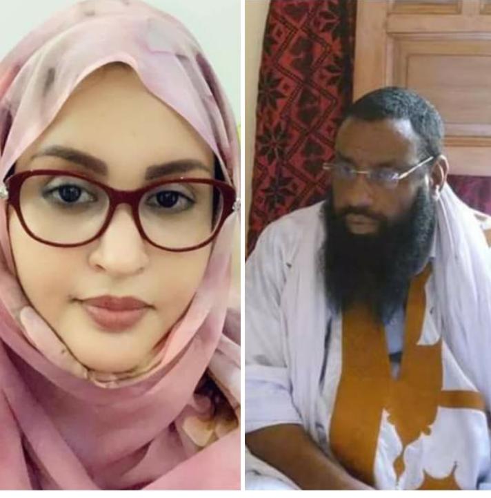 الفخامة ولد الحكومة و الوزير الناه منت هارون ولد أحمد