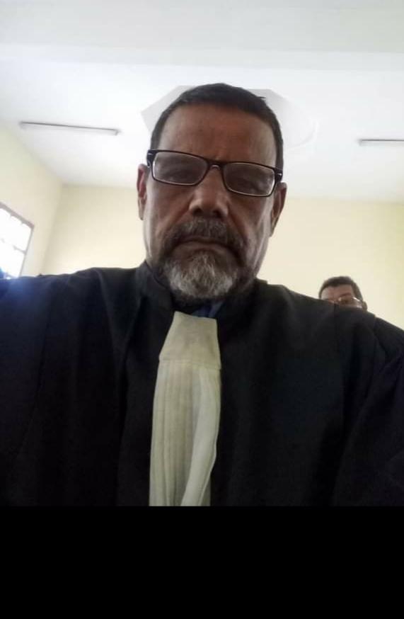 الاستاذ المحامي العميد أحمد ولد النان ـ رحمه الله تعالى ـ
