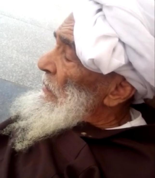 العلامة و الورغ الشيخ محمد الحسن ولد أحمدو الحسني الشنقيطي