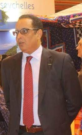 محمد محمود ولد أب ولد أن  /  مدير المكتب الوطني للسياحة