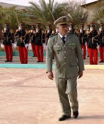 اللواء المختار ولد بلّه  / المديرالعام للتجمع العام لأمن الطرق