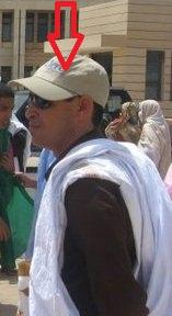 اعل افيير الهارب في وجه العدالة الموريتانية