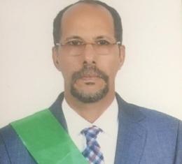 السيد / الشيخ أعل ولد باب عمدة بلدية إينال