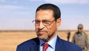 د / نذير ولد حامد / وزير الصحة الموريتاني