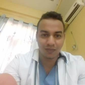 الدكتور بلاه ولد محمد موسى ـ شفاه الله وعافاه ـ