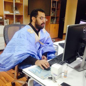الكاتب الصحفي  / سيد أحمد الخضر