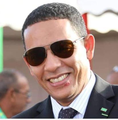 وزير النفط المثير للجدل / محمد ولد عبدالفتاح