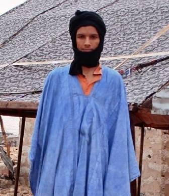 الأستاذ الأديب الأريب اللبيب : محمد لغظف ولد أحمد
