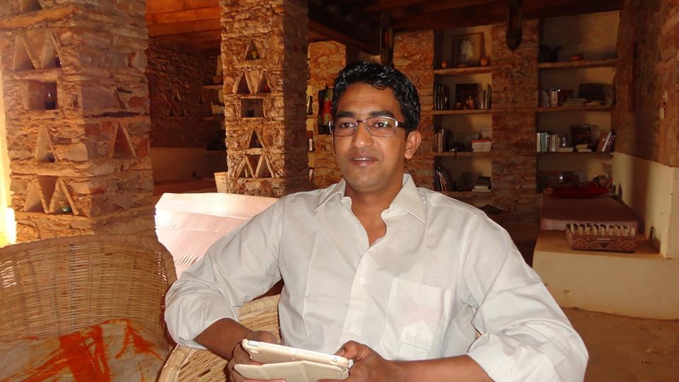 الصحفي والمدون : باب ولد حرمه