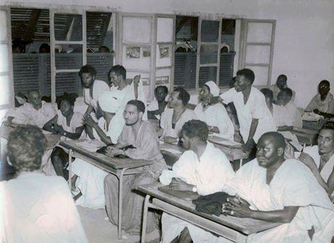 أول برلمان موريتاني