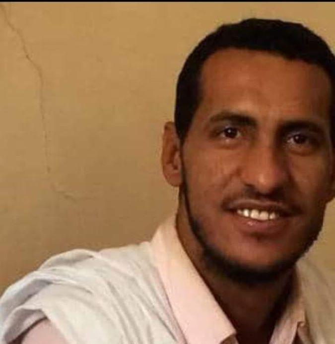 الشاب الطيب الخلوق / أحمد محمد سيدي ـ رحمه الله تعالى ـ