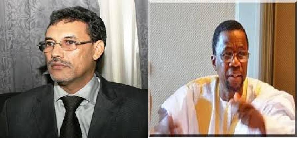 وزير الداخلية و رئيس حركة أفلام