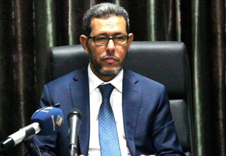 السيد الحسن ولد محمد / زعيم المعارضة الديمقراطية