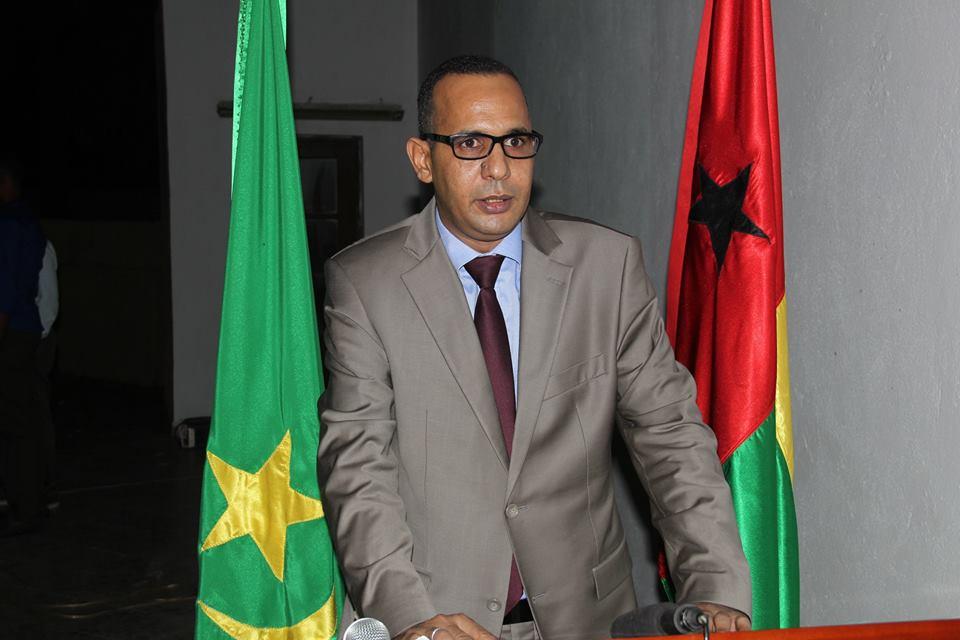 الديبلوماسي الشاب : الدمان ولد همر