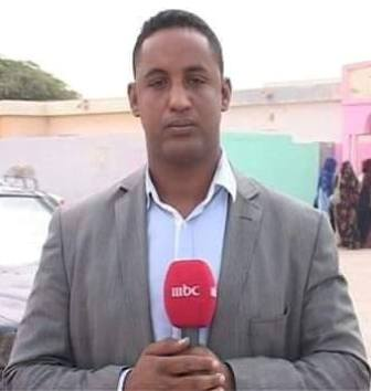 الزميل : أحمد ولد الطالب  شفاه الله وعافاه