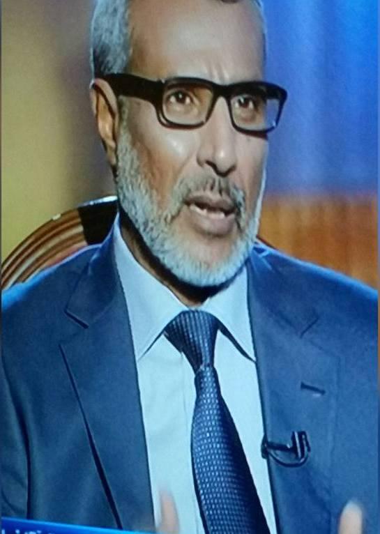 الرائد المتقاعد : صالح ولد محمدو ولد حنن