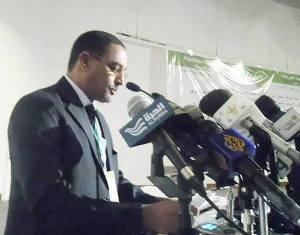 محمدو ولد سيدي  / رئيس منتدى الفاعلين غير الحكوميين