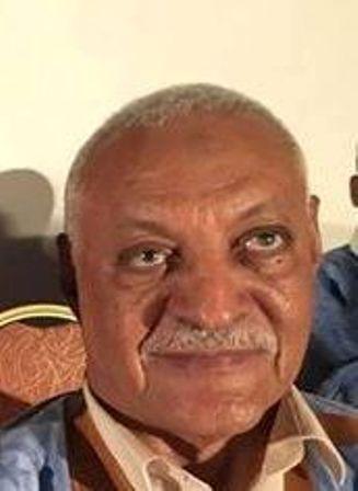 المحامى  المثير للجدل / محمدن ولد إشدو