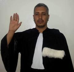 الأستاذ الدكتور المحامى / أحمدسالم ولد مايابى