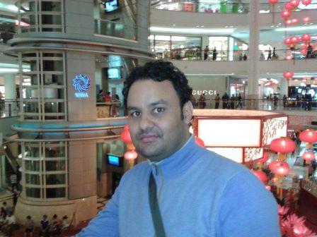 الباحث و المدون الاستاذ / عبدالرحمن ولد سيدين