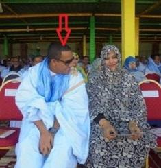 الوزير ولد عبد الفتاح في وضع مخل بالشرف و الأخلاق