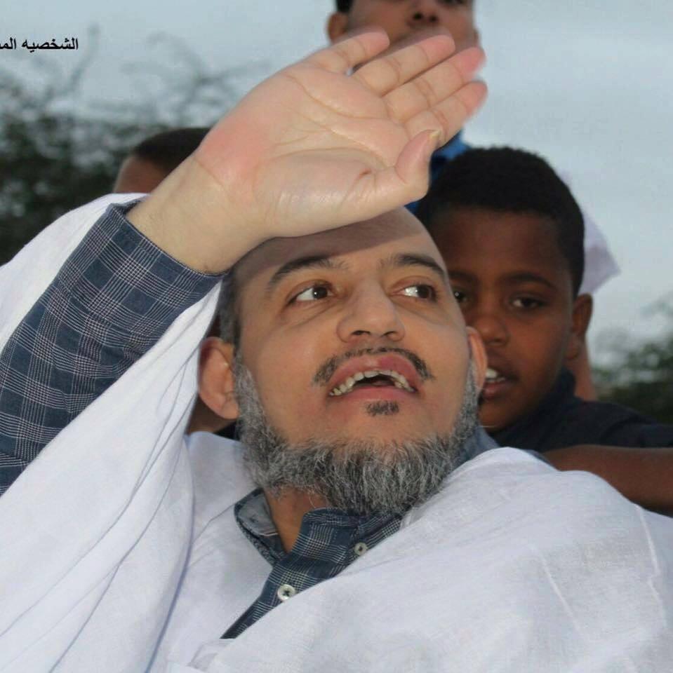 الشيخ علي الرضى ولد محمد ناجى