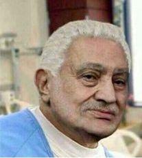 الر المصري الأسبق محمد حسنى مبارك