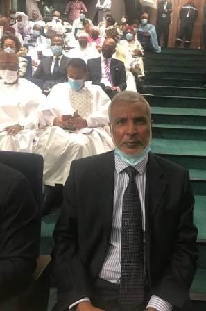 """السيد صالح ولد حنن / رئيس حزب الاتحاد و التغيير الموريتي """" حاتم """""""