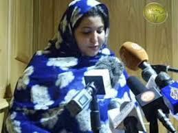 منتان منت لمرابط مديرة قناة دافا