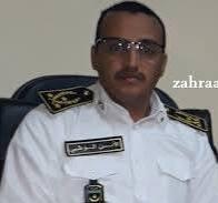 المفوض السفير ولد أحمد الطلبة / المدير الجهوي للأمن بانواذيب