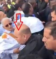 حارس الرئيس عزيز المدعو / عالى ولد علوات