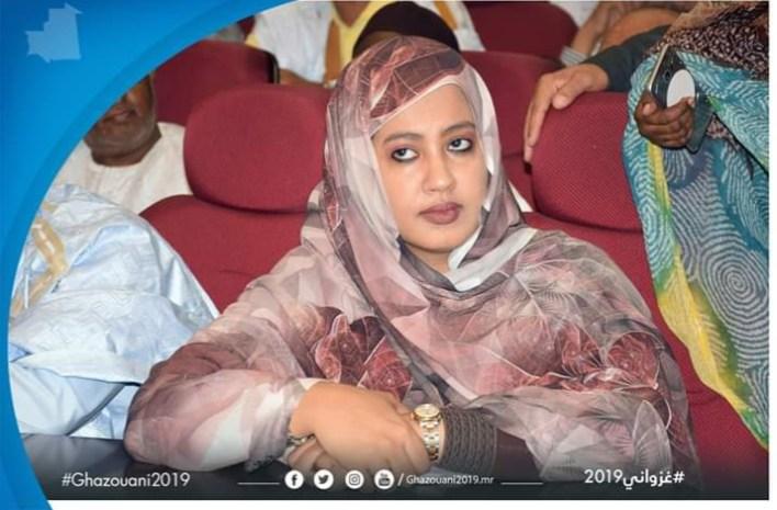 د مريم منت الدام / السيدة الاولى بموريتانيا