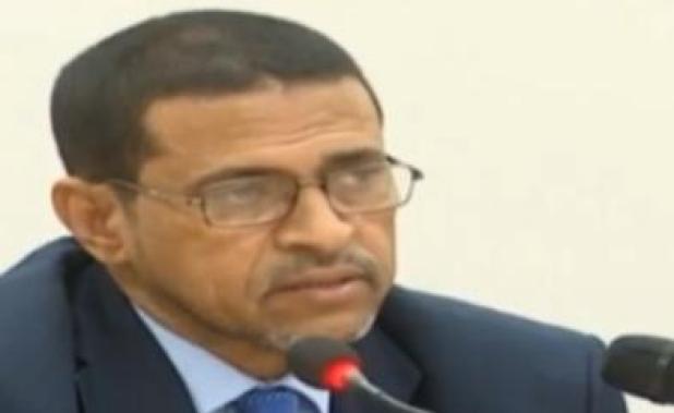د / نذير ولد حامد ... وزير الصحة الموريتاني