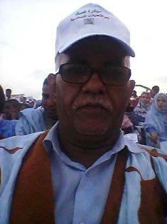الرئيس المبادرة  الإطار  حمادي ولد البكاي