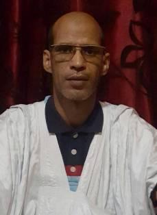 الإطار الكفو الشاب السيد ابرهيم ولد محمد الأمين