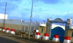 مدرسة الدرك بروصو حيث توفي الطالب ولد الطالب اعمر