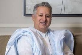 السيد محمد ولد بوعماتو / الرئيس المدير العام لمجموعة بوعماتو التجارية