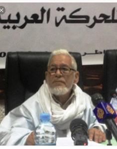 الرجل الشهم الصادع بالحق أحمد ولد سيدي محمد  ـ متعه الله بالصحة و العافية ـ