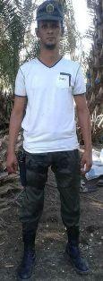 الجمركي عبد الرحمن هاشم المُعتقل على خلفية نشره تدوينة على حسابه الخاصة