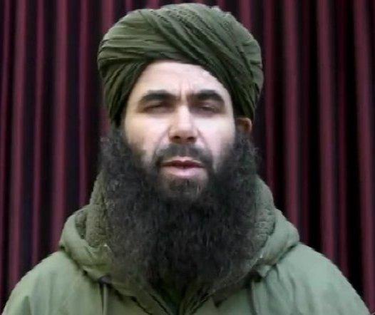 عبد الحميد درودكال /  زعيم تنظيم القاعدة فى المغرب الإسلامى