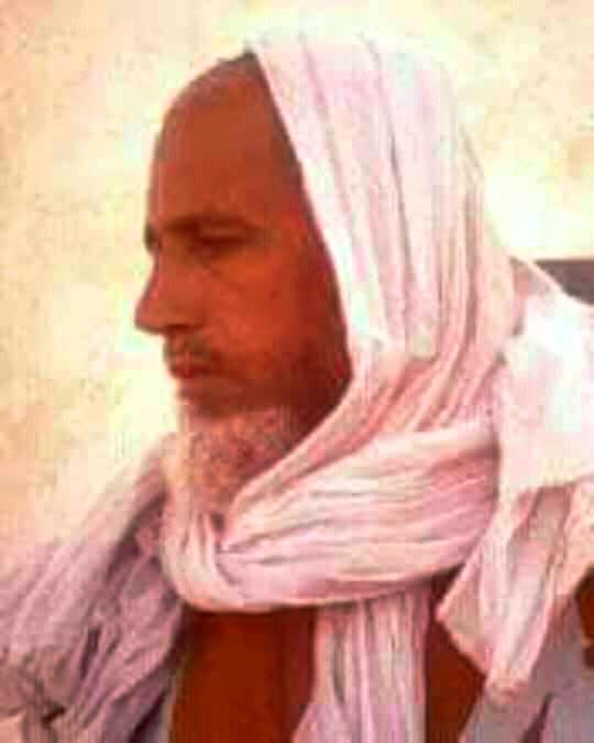 العالم العلامة  الشيخ أحمدو ولد أحمذيه ـ رحمه الله تعالى ـ